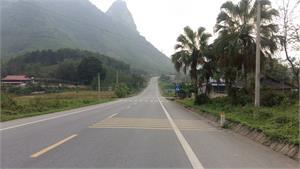Dự án cải tạo nâng cấp QL3, địa phận tỉnh Cao Bằng